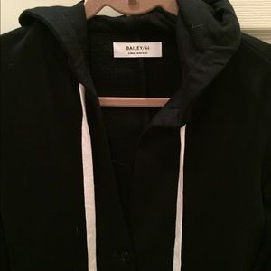 Bailey 44 Jackets & Coats - Bailey 44 hooded blazer